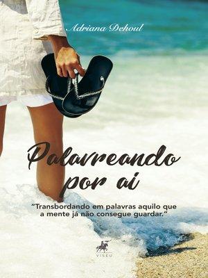 cover image of Palavreando por aí