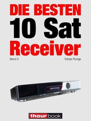 cover image of Die besten 10 Sat-Receiver (Band 2)