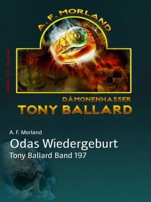 cover image of Odas Wiedergeburt