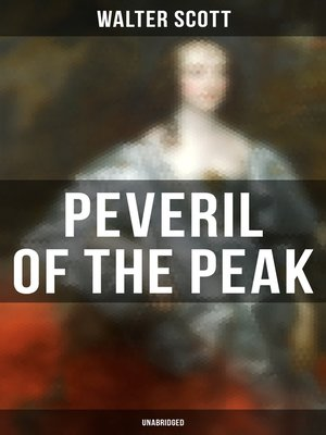 cover image of Peveril of the Peak (Unabridged)