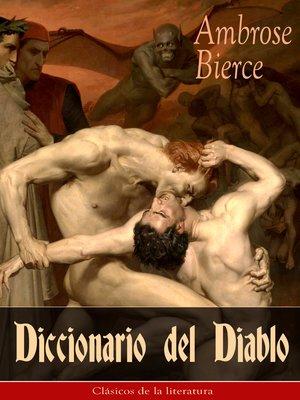 cover image of Diccionario del Diablo