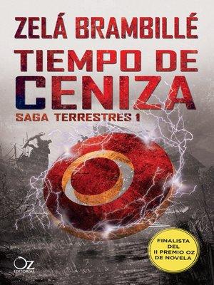 cover image of Tiempo de ceniza
