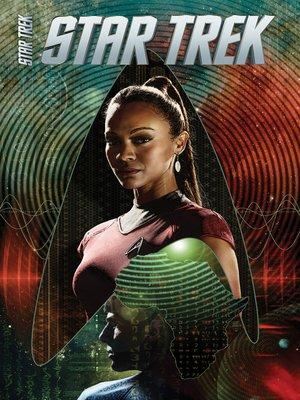 cover image of Star Trek Comicband