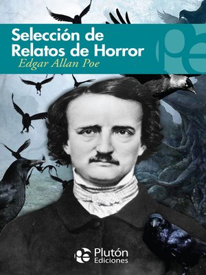 cover image of Selección de relatos de horror de Edgar Allan Poe
