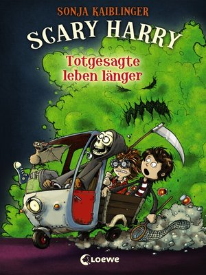 cover image of Scary Harry 2--Totgesagte leben länger