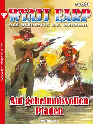 cover image of Wyatt Earp 201 – Western