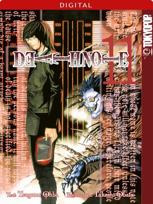 cover image of Death Note 11