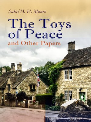 cover image of The Toys of Peace and Other Papers