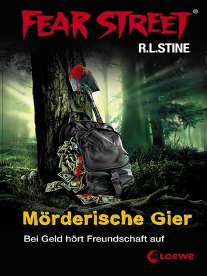 cover image of Mörderische Gier