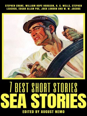 cover image of 7 best short stories--Sea Stories