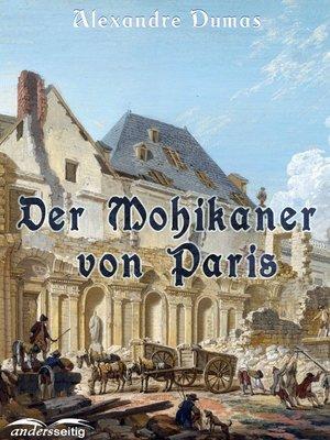 cover image of Der Mohikaner von Paris