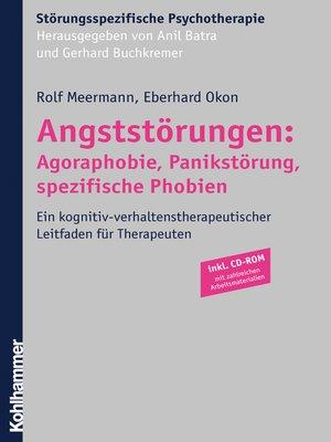 cover image of Angststörungen