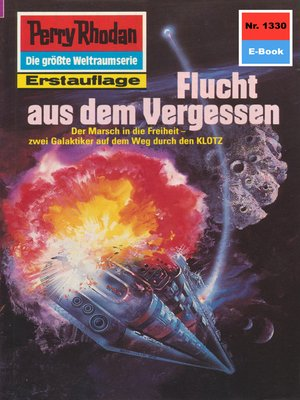 cover image of Perry Rhodan 1330