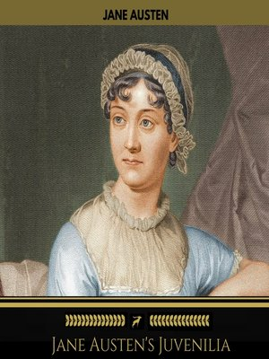 cover image of Jane Austen's Juvenilia (Golden Deer Classics)