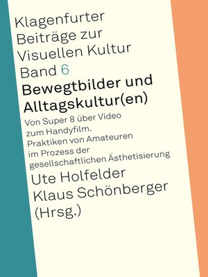 cover image of Bewegtbilder und Alltagskultur(en)