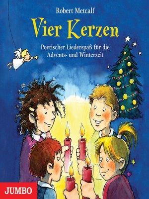 cover image of Vier Kerzen