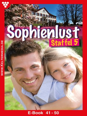 cover image of Sophienlust Staffel 5 – Familienroman