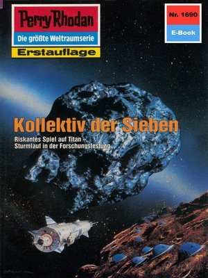 cover image of Perry Rhodan 1690