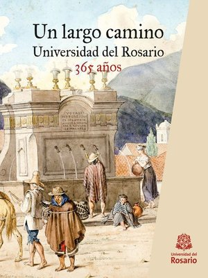 cover image of Un largo camino