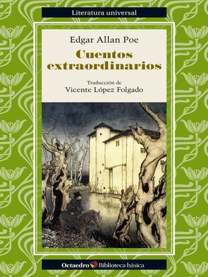 cover image of Cuentos extraordinarios