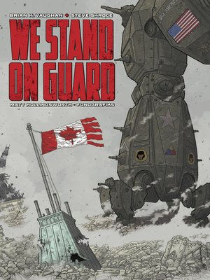 cover image of We Stand on Guard