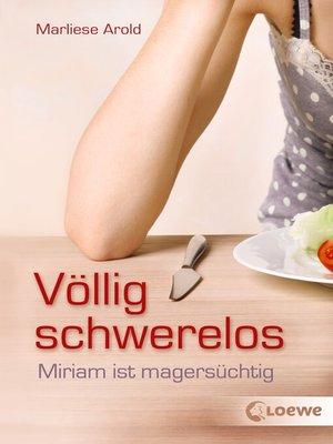 cover image of Völlig schwerelos
