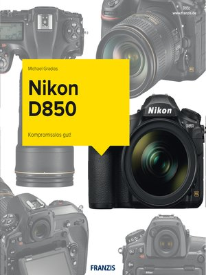cover image of Kamerabuch Nikon D850