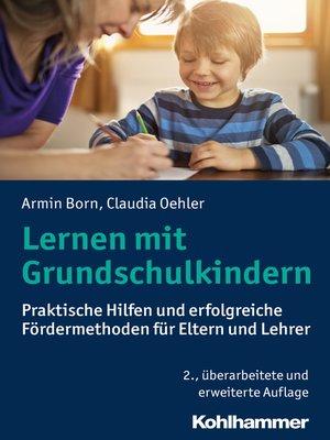 cover image of Lernen mit Grundschulkindern