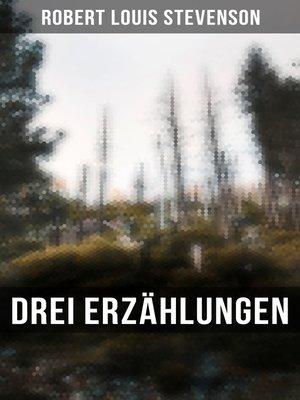 cover image of Drei Erzählungen
