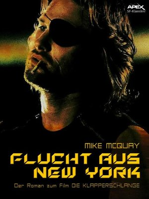 cover image of FLUCHT AUS NEW YORK
