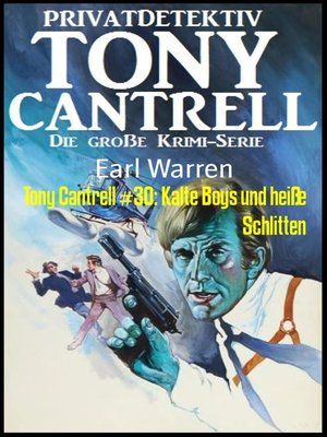 cover image of Tony Cantrell #30