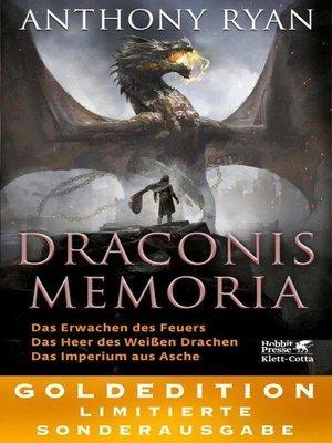 cover image of Draconis Memoria 1-3