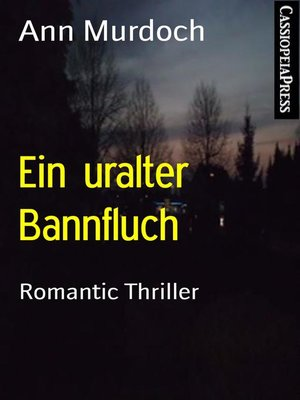cover image of Ein uralter Bannfluch
