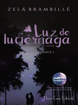 cover image of Luz de luciérnaga