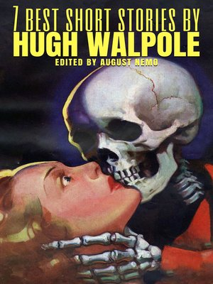 cover image of 7 best short stories by Hugh Walpole