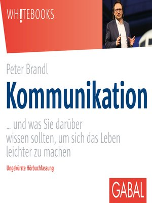 cover image of Kommunikation