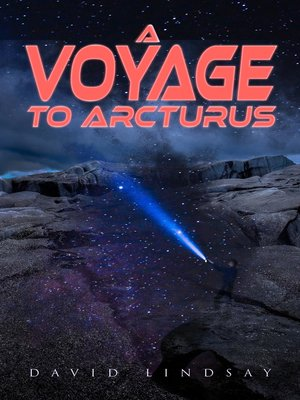 cover image of A Voyage to Arcturus