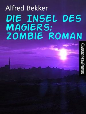 cover image of Die Insel des Magiers