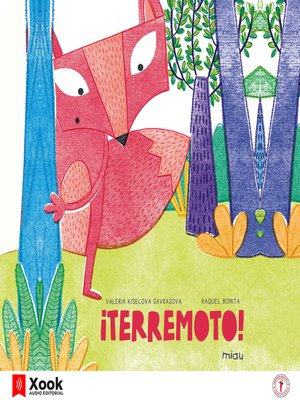 cover image of Terremoto