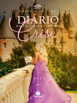 cover image of Diário de uma princesa em crise