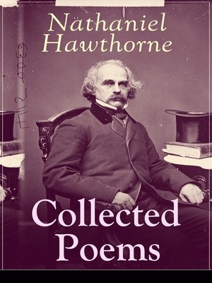 cover image of Collected Poems of Nathaniel Hawthorne