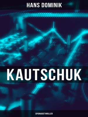 cover image of Kautschuk (Spionagethriller)