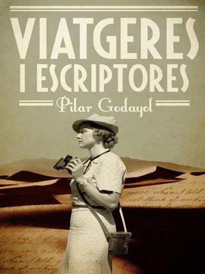 cover image of Viatgeres i escriptores