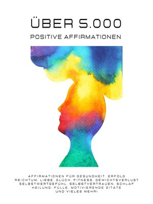 cover image of 5.000+ positive Affirmationen