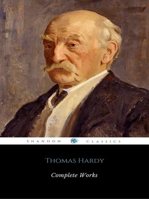 cover image of Complete Works of Thomas Hardy (ShandonPress)