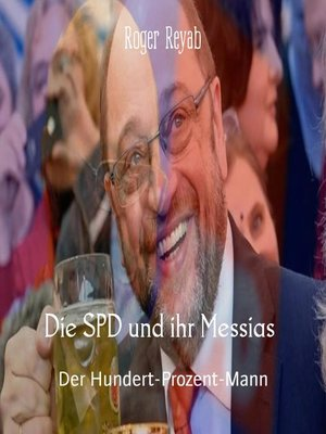 cover image of Die SPD und ihr Messias