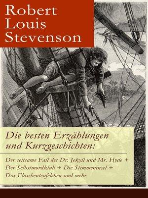 cover image of Die besten Erzählungen und Kurzgeschichten
