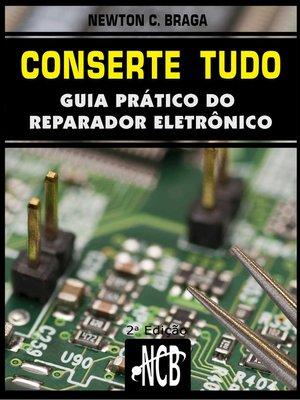 cover image of Conserte tudo