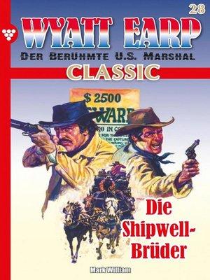cover image of Wyatt Earp Classic 28 – Western