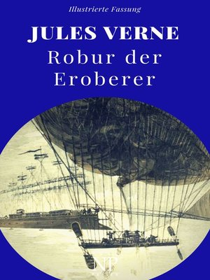 cover image of Robur der Eroberer